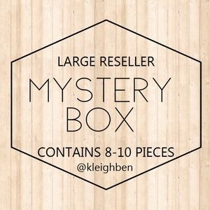 Now Selling Large (Reseller) Mystery Boxes!